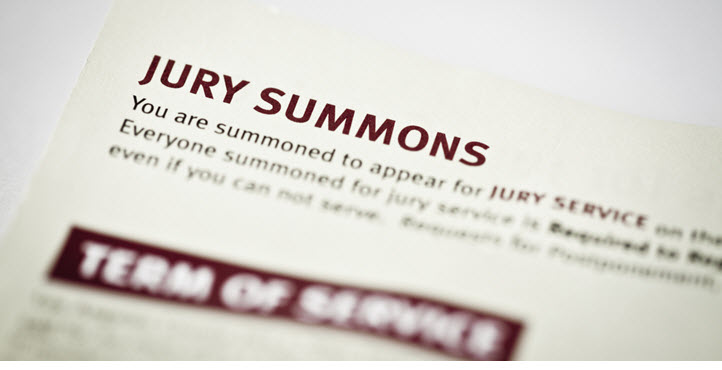 The Impact of COVID-19 on Jury Service