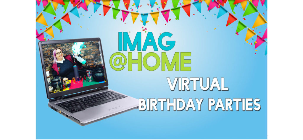 Virtual Birthday Celebrations Are Not Just for Kids!