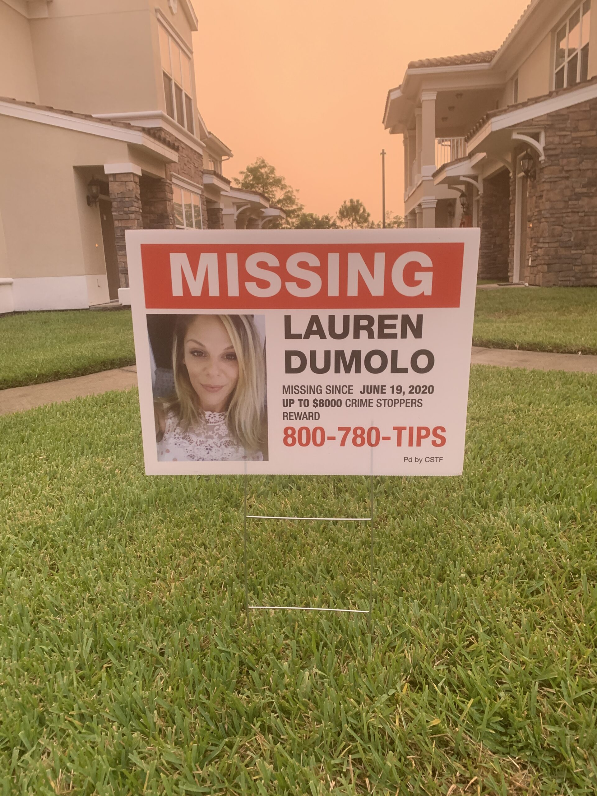 Signs in Lauren Dumolo case to be given out this evening