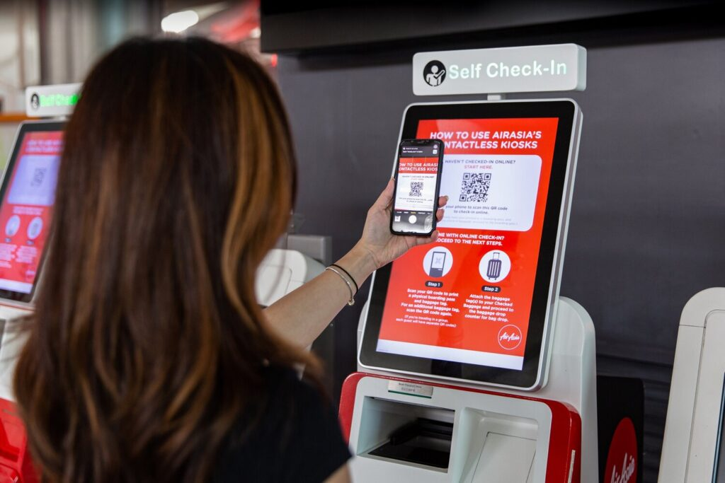 RSW INTRODUCES MORE TOUCHLESS TRAVEL INITIATIVES