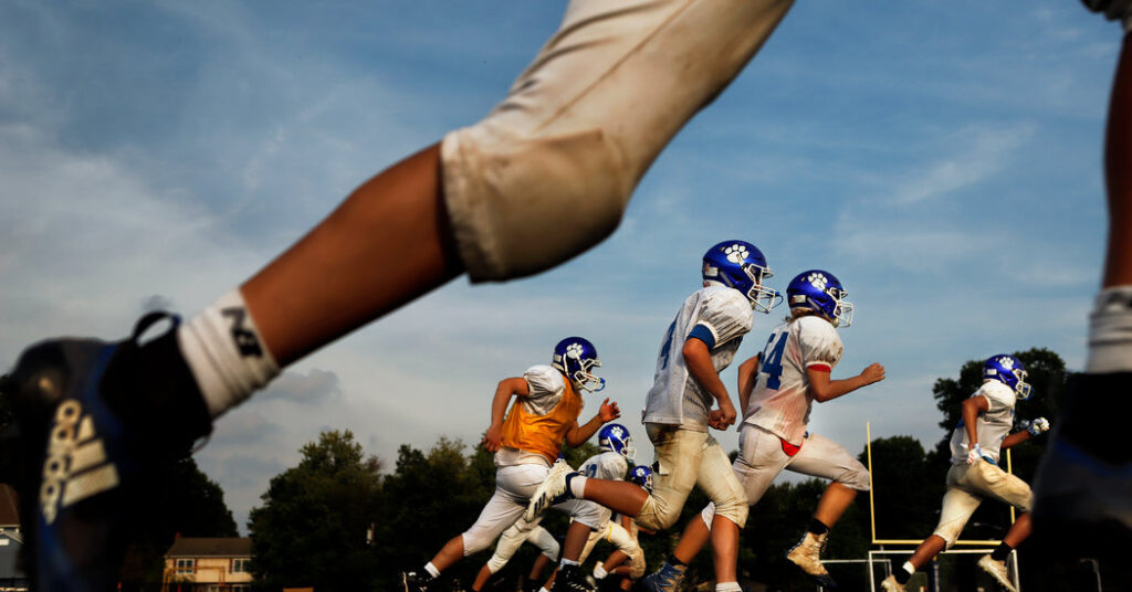 Return of high school football renews concussion concerns