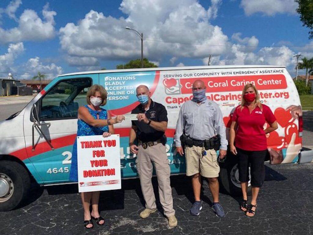 Cape Coral FOP Lodge 33 Donates ,000 to Nonprofits