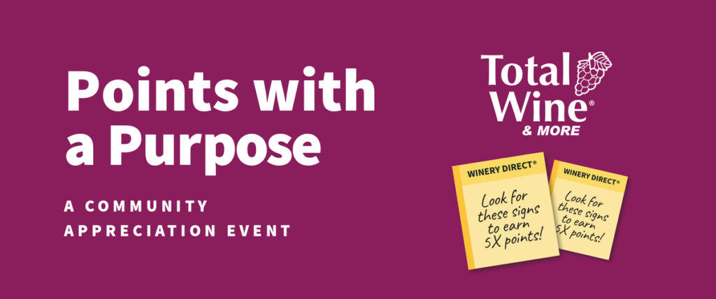 Total Wine & More's Points with a Purpose raises ,330 for Community Cooperative