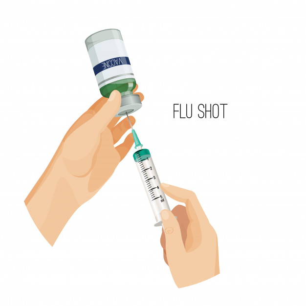 The importance of flu shots for all in the COVID-19 era