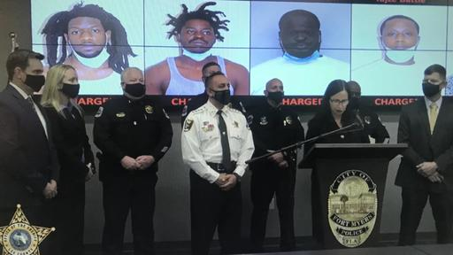 """Five People Arrested for the """"Club Blu"""" Murders"""