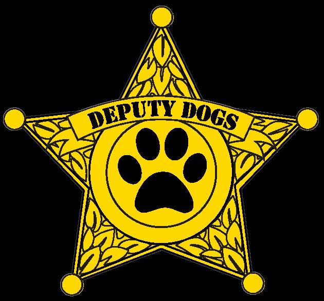 MEET DETECTIVE GUNNER, THE NEWEST DEPUTY DOG