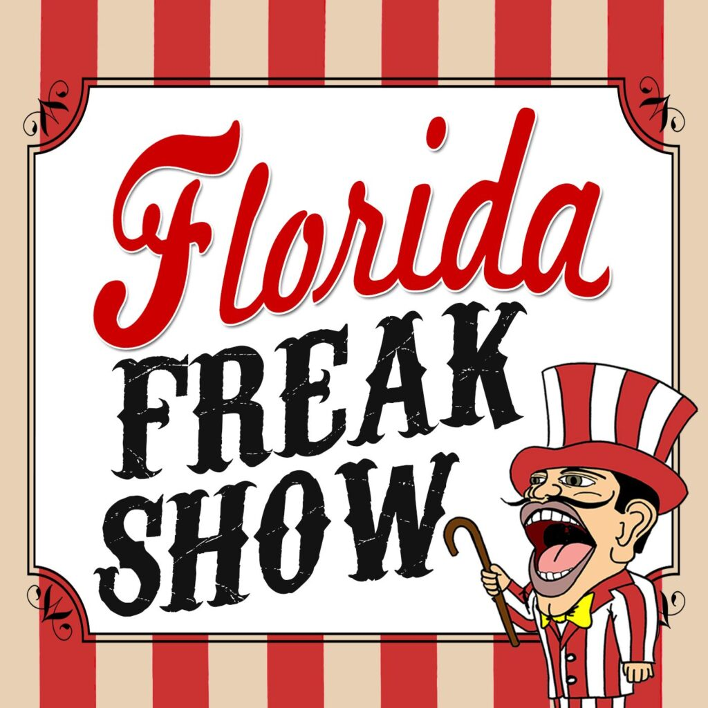 Podcast to Reveal Florida's Strangest News Stories of 2020