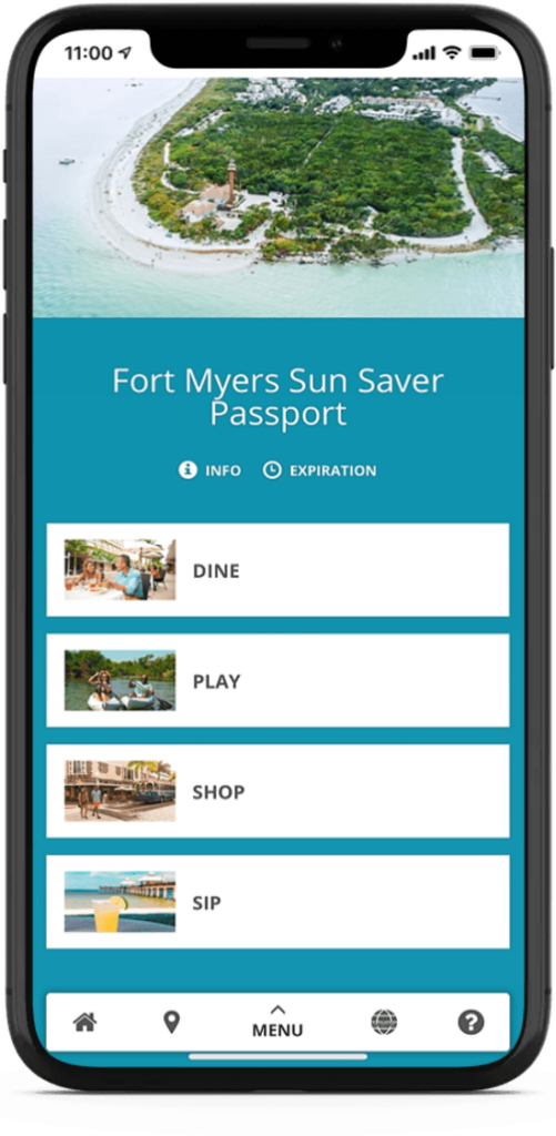 FREE Sun Saver Passport offers savings and supports local businesses