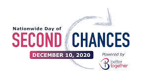 Better Together hosts Nationwide Day of Second Chances Today, Dec. 10