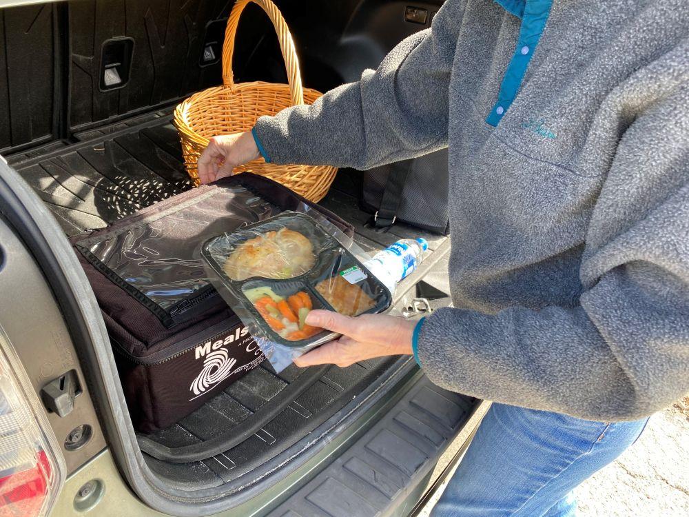 Community Cooperative returns Meals on Wheels program to five days per week, seeks volunteers to serve homebound neighbors
