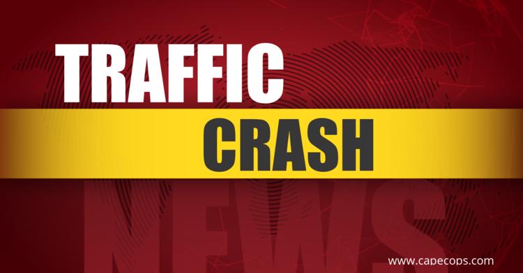 Serious Injury Single Vehicle Traffic Crash