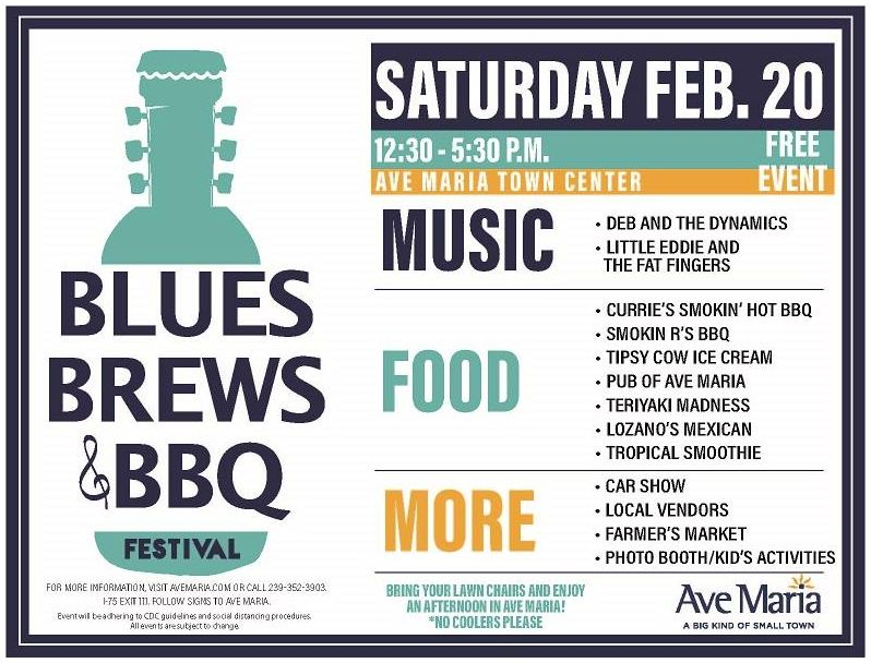 5 Things To Do This Weekend in SWFL (Feb 19 – 21)