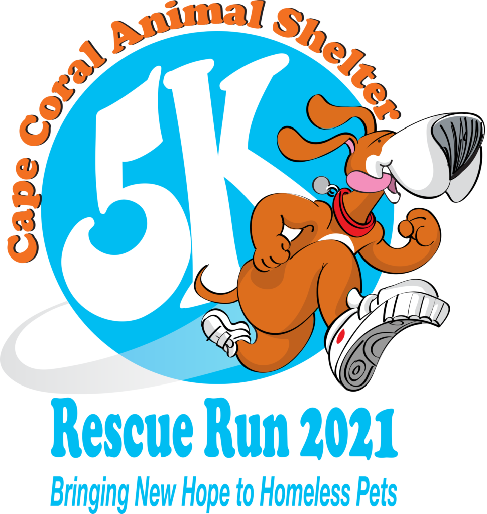Cape Coral Rescue Run 5k to benefit the animals