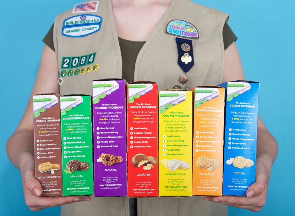 GIRL SCOUTS ARE BACK SELLING COOKIES AT STOREFRONTS IN SWFL