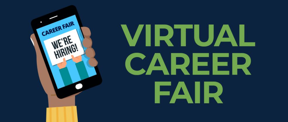 VIRTUAL JOB FAIR FOR 12TH GRADE STUDENTS BEING HELD MARCH 25
