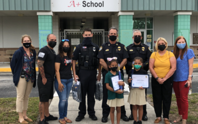 """""""Do The Right Thing"""" Students Honored"""