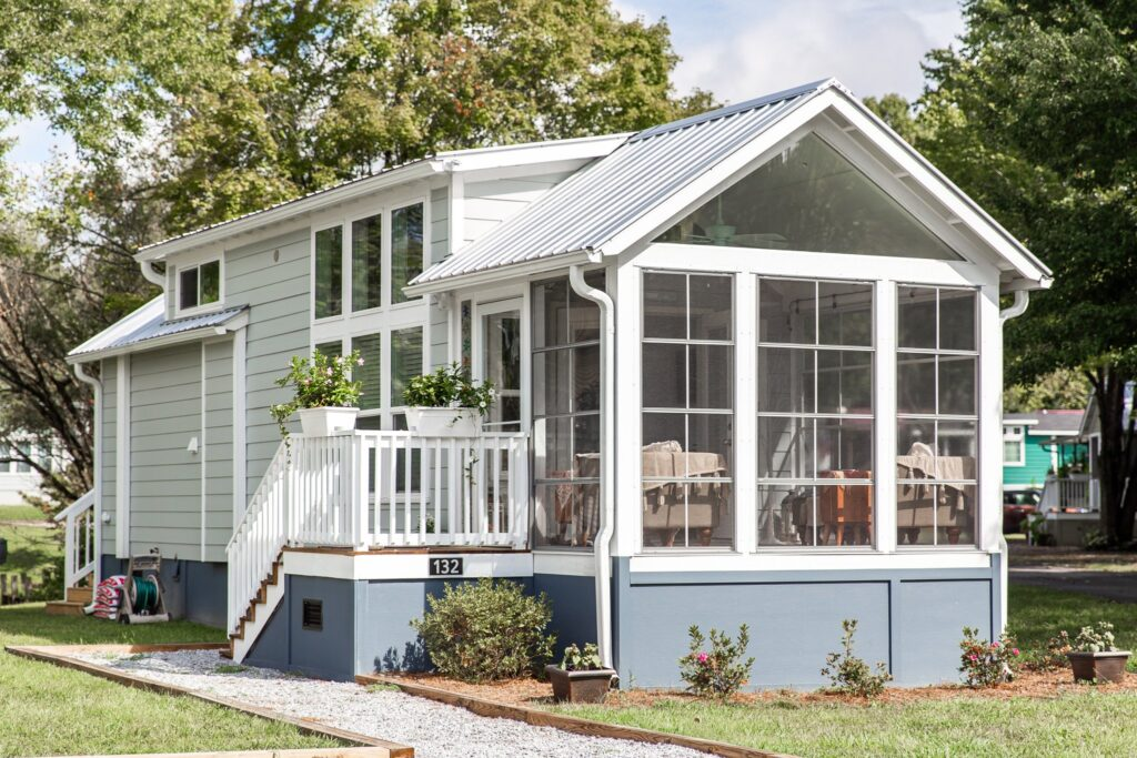 MORE THAN 200 TINY HOMES PLANNED FOR NEW CHARLOTTE COUNTY COMMUNITY