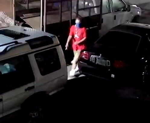 CCPD Seeks Public's Help in Identifying Burglary Suspect