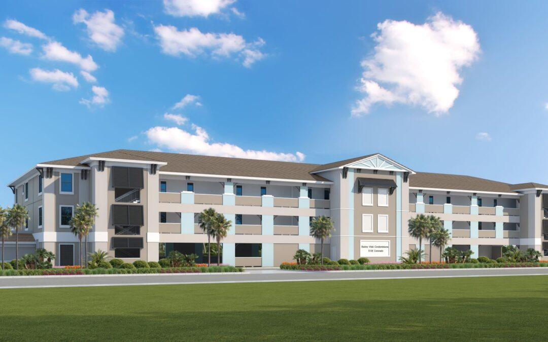 DESIGNS COMPLETED FOR NEW WATERFRONT RESIDENTIAL BUILDING IN CAPE CORAL