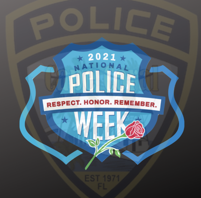 Today Starts National Police Week