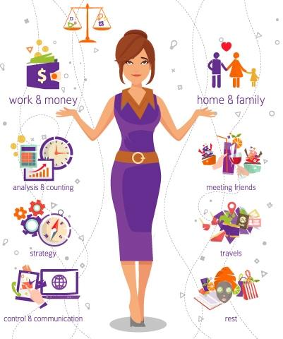Women can balance health with career, life