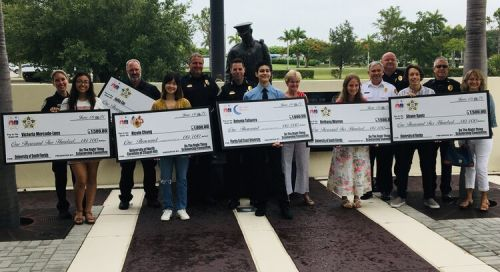 """2021 """"Do The Right Thing"""" Scholarship Winners Awarded"""
