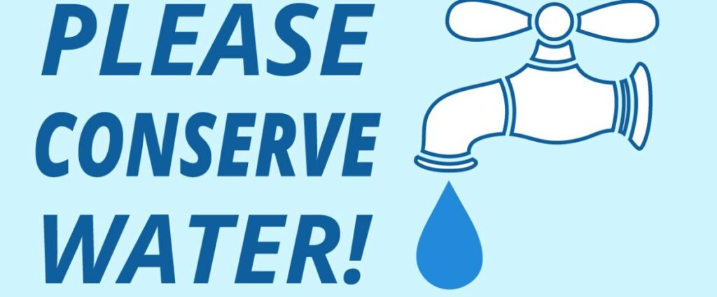 Advisory Stage Water Emergency Issued