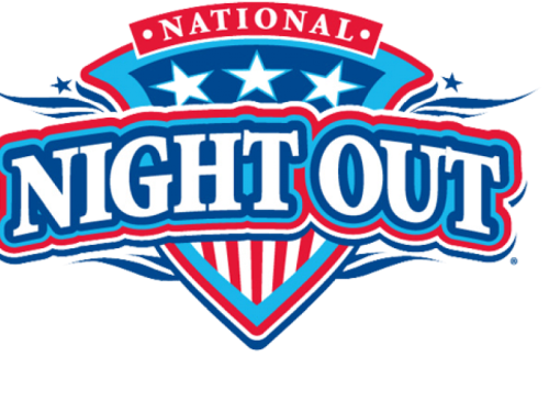 """""""National Night Out"""" with the Lee County Sheriff's Office"""