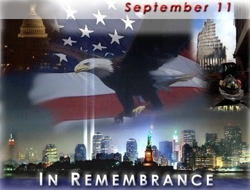 20th anniversary 9/11 Remembrance Ceremony