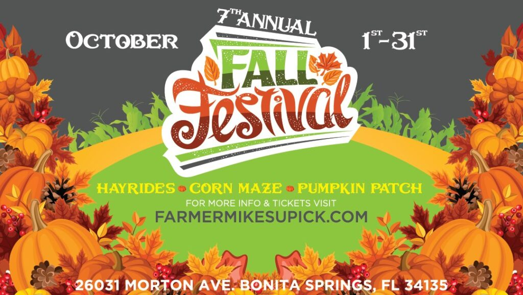 5 Things To Do This Weekend in SWFL (Oct 1 - 3)