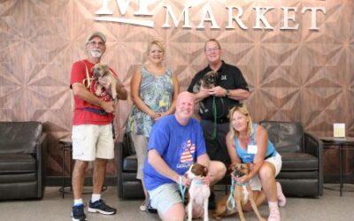 Mercola Market Donates $4,000 to Animal Shelter
