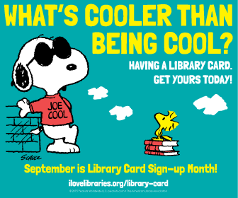 Lee County Library System celebrates Library Card Sign-up Month