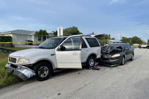 Obstructed View Causes a Deadly Crash