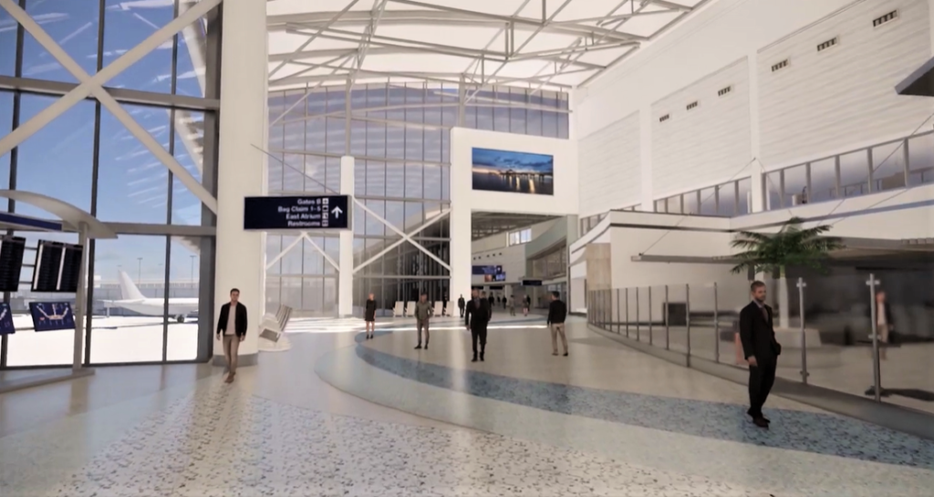 MAJOR TERMINAL EXPANSION PROJECT TO START IN OCTOBER AT RSW AIRPORT