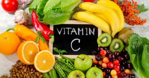 Vitamins for healthy vision