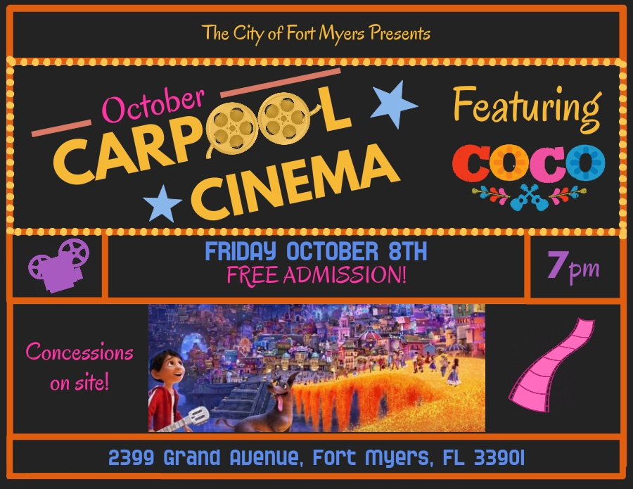 5 Things To Do This Weekend in SWFL (Oct 8 - 10)