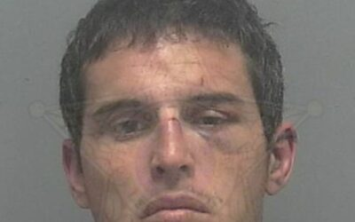 Man Burglarizes Homes and Cars, Caught By Residents and Police